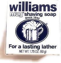 Williams Mug Shaving Soap Regular 1.75 oz (Pack of 3)