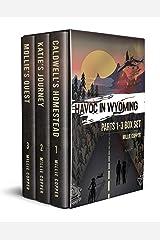 Havoc in Wyoming: Parts 1-3 Box Set | America's New Apocalypse Kindle Edition