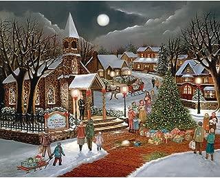 Best christmas puzzle 500 pieces Reviews