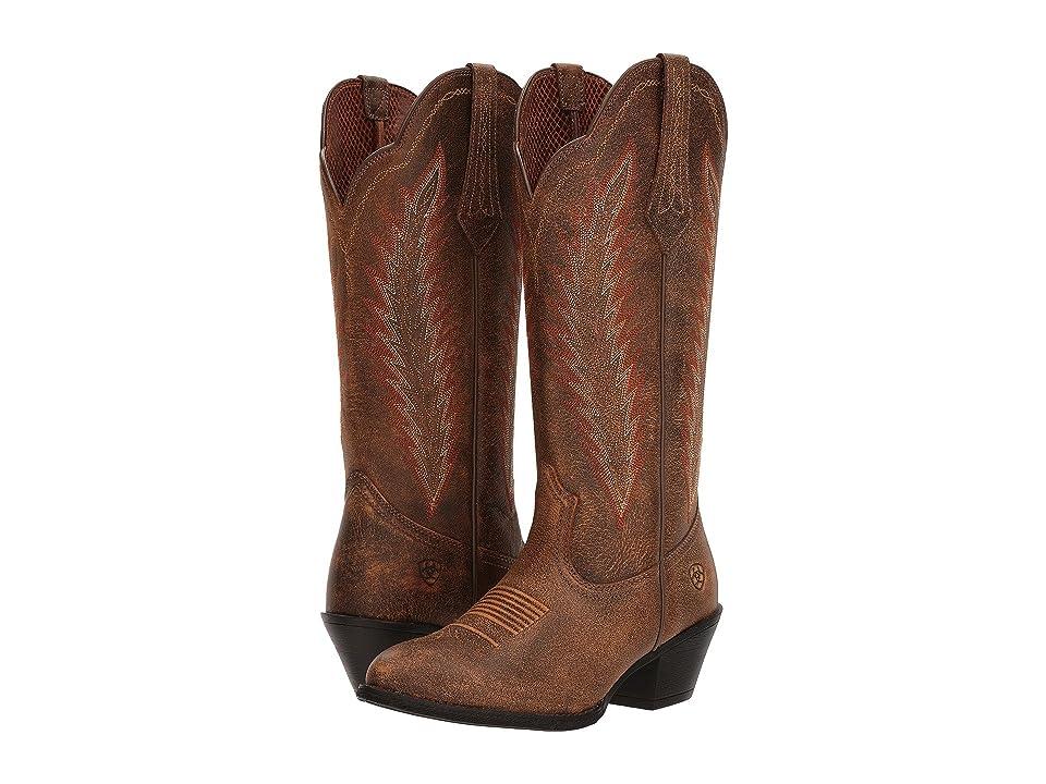 Ariat Desert Sky (Vintage Bomber) Cowboy Boots