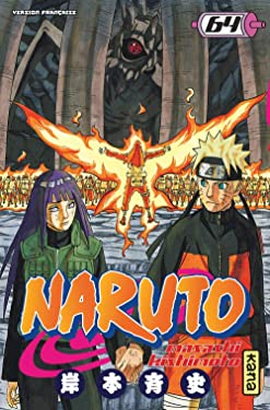 Naruto - Tome 64 (Shonen Kana) (French Edition)