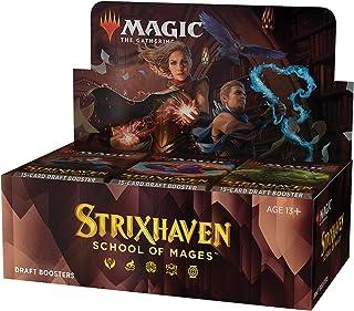 MTG マジック:ザ・ギャザリング ストリクスヘイヴン:魔法学院 ドラフト・ブースター 英語版 BOX C84350000