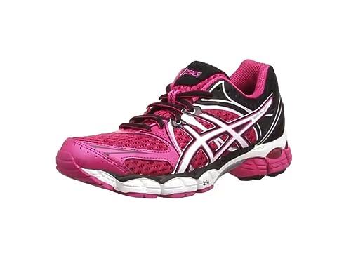 Estrecho de Bering Depender de jurado  ASICS Gel-Pulse 6, Zapatillas de Running para Mujer, Rosa (Hot  Pink/White/Onyx), 37.5 EU: Amazon.es: Zapatos y complementos