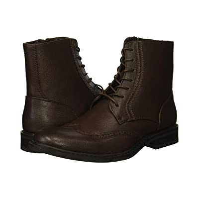 Kenneth Cole Unlisted Buzzer Boot (Brown) Men