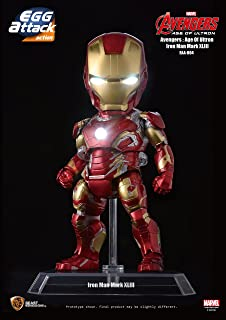 Beast Kingdom Egg Attack Action Iron Man Mark 43 Avengers Age of Ultron Action Figure
