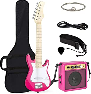 Best first act pink electric guitar Reviews