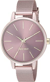 Nine West Women's Mesh Bracelet Watch