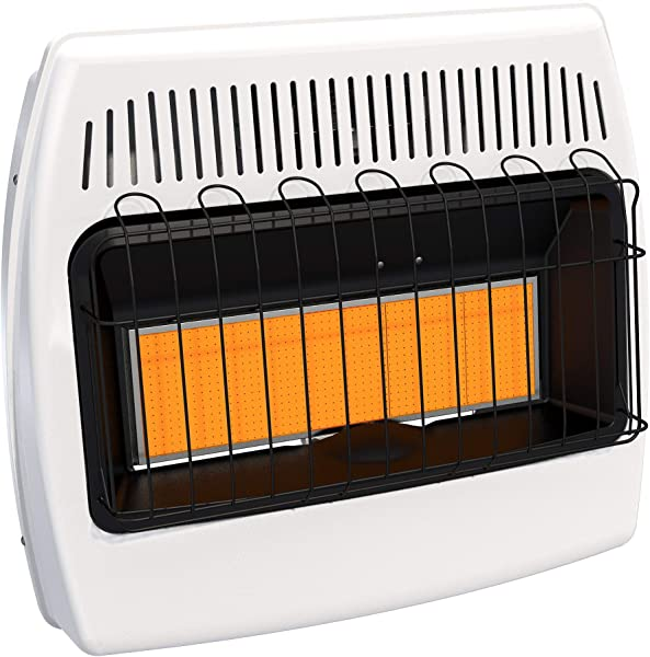 Infrared Vent Free Wall Heater 30 000 BTU Liquid Propane