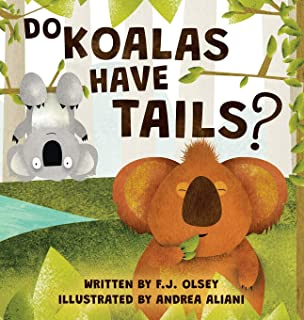 Do Koalas Have Tails?