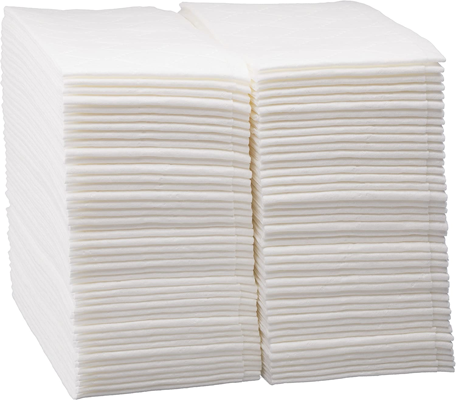 100 Count Luxury Linen Feel Max 43% OFF Disposable Beauty products Bulk Hand Guest Towels in