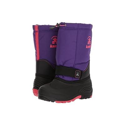 Kamik Kids Rocketw (Toddler/Little Kid/Big Kid) (Purple) Girls Shoes