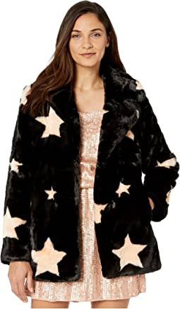 Starry Daze Faux Fur