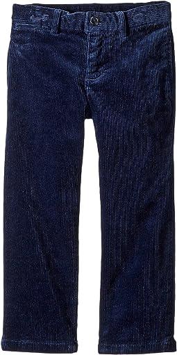 Polo Ralph Lauren Kids - Slim Fit Stretch Corduroy Pants (Toddler)
