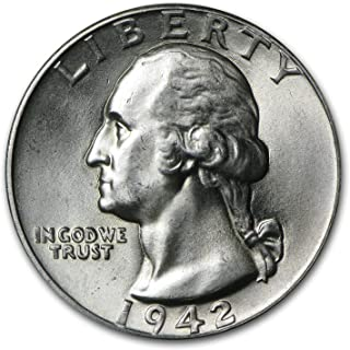 Best 1942 d washington quarter Reviews