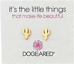 Dogeared - Little Things Cactus Stud Earrings