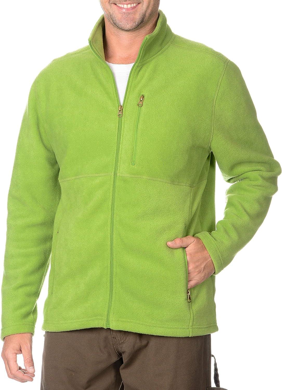 Stanley Tools Men's Workwear Micro Fleece Full Zip Jacket