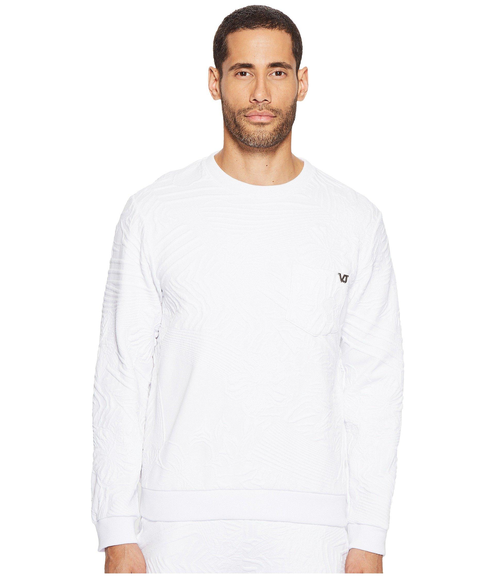 Buzo o Chaqueta Deportiva para Hombre Versace Jeans Light Sweater EB7GPB7FA  + Versace en VeoyCompro.net