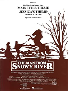 The Man from Snowy River Main Title Theme/Jessica's Theme (Sheet Music)