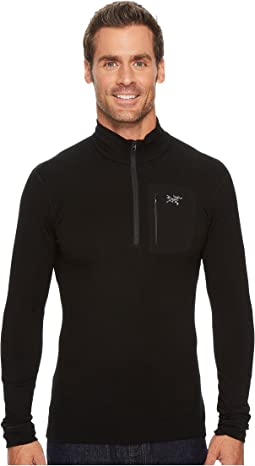 Arc'teryx Satoro SV Zip Neck Long Sleeve