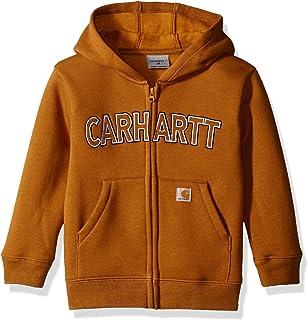 Carhartt Boys' Long Sleeve Sweatshirt