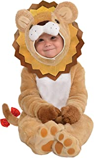 (0-6Months) - Dress Up Little Roar Baby Costume, 0