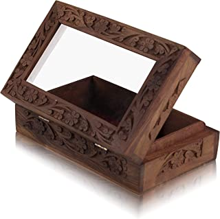 wooden trinket boxes handmade