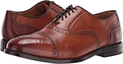 Kneeland Brogue Cap Toe Oxford