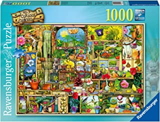 Ravensburger The Gardener's Cupboard 1000 Piece Jigsaw Puzzle for Adults – Every piece is unique, Softclick technology Mea...