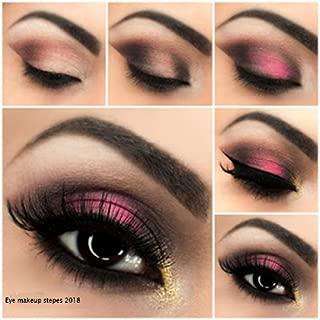 Eye Makeup Steps 2018