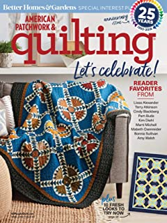 American patchwork and Quilting (English Edition)