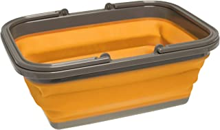 UST FlexWare Collapsible Sink 2.0 with 4.23 Gal Wash Basin for Washing Dishes and Person During Camping, Hiking and Home