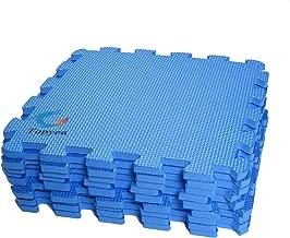 EVA Foam Puzzle Mat,Foam Mats,EVA Foam Interlocking Floor Mats,9 Titles Exercise Mat,12