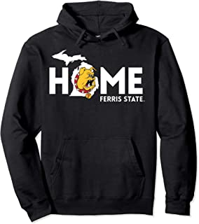 Ferris State Bulldogs Home State Hoodie - Apparel
