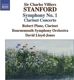 Stanford, C.V.: Symphonies, Vol. 4 (No. 1, Clarinet Concerto)