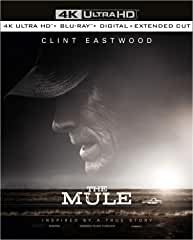 Clint Eastwood's THE MULE debuts on Digital March 19 and on 4K, Blu-ray, DVD April 2 from Warner Bros.