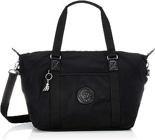Kipling Paka Art Women's Duffle Tote Overnight Cabin Bag Galaxy Black