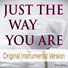 Just the Way You Are (You're Amazing) [Instrumental Version]
