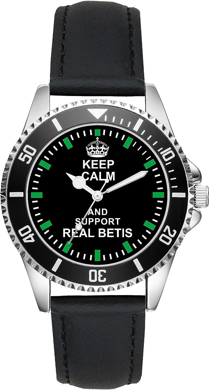 Real Betis L-1943 - Reloj de pulsera, diseño de Betis