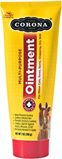 Best Corona Ointment for Horses | Lanolin-Based Formula Helps Sooth Irritation | 7 Ounces Review