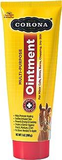 Corona Ointment for Horses   Lanolin-Based Formula Helps Sooth Irritation   7 Ounces