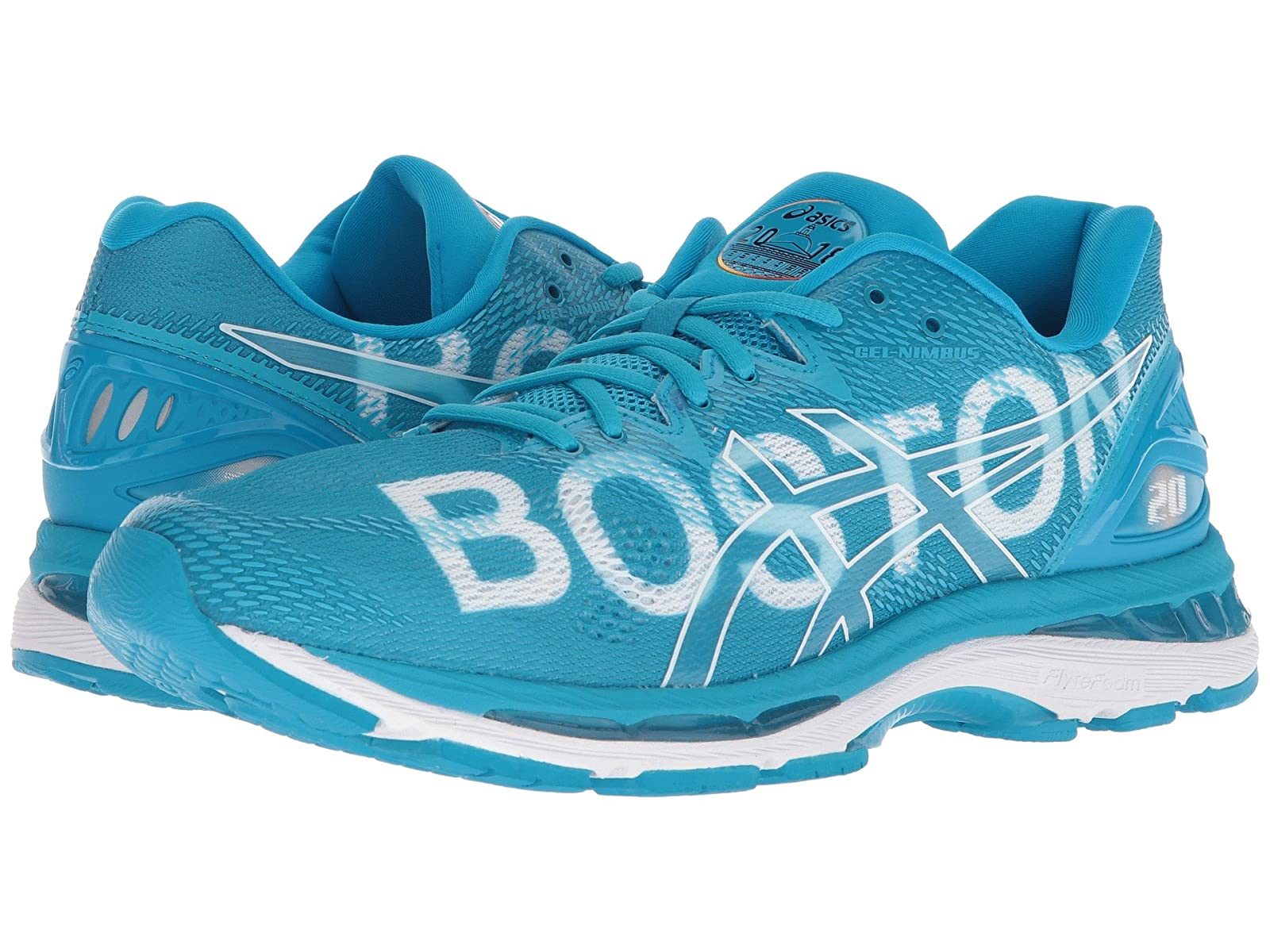 ASICS GEL-Nimbus® 20 BostonAtmospheric grades have affordable shoes