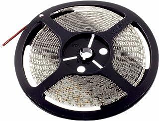 LED-strip warm wit (3000K) 12V, 500cm, 120 LEDs/m (600 stk.) IP65