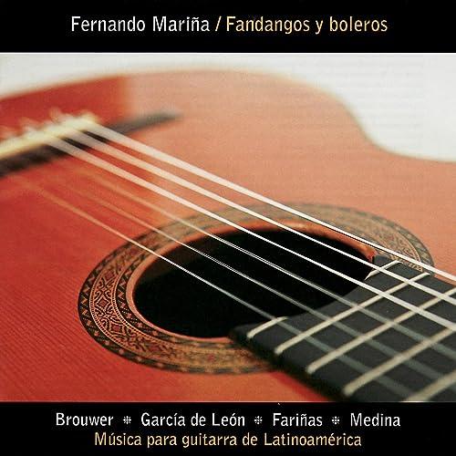 Fandangos y boleros - Musica para guitarra de Latinoamerica de ...