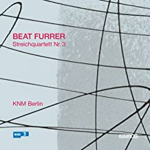 beat furrer string quartet