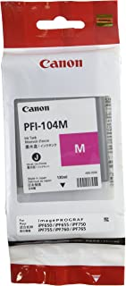 PFI-104M-MAGENTA Ink Tank 130ML