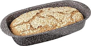 brotbackform chg Brotbackform Granito, Skandia Xtreme Plus: 4-fach Antihaftbeschichtung in Granitoptik, 37 x 20 x 7 cm
