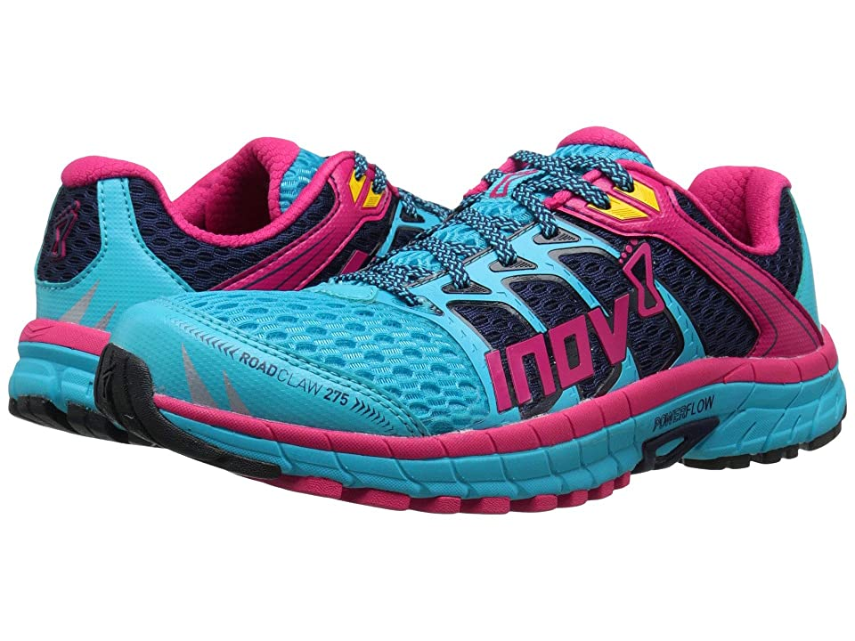 inov-8 Road Claw 275 (Blue/Navy/Berry) Women