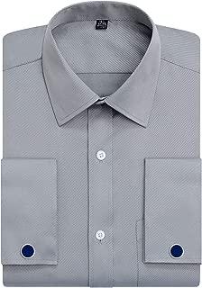 Best men's shirt different color collar Reviews