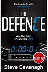 The Defence: Win the trial. Or lose his life. (Eddie Flynn Series) (English Edition) Formato Kindle