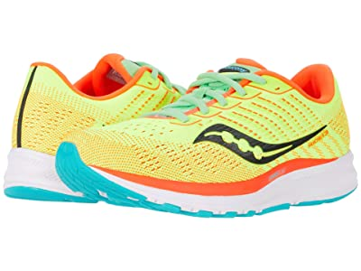 Saucony Ride 13 (Red Mutant) Women